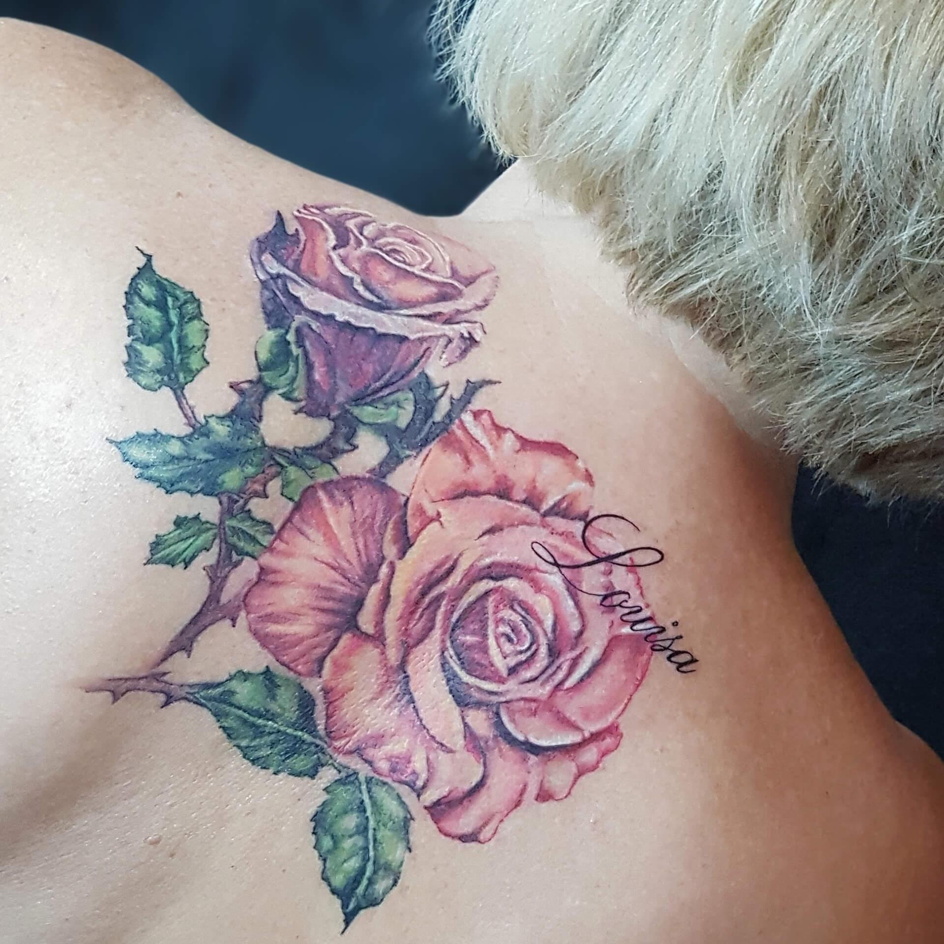 Alicja Mazur Ink tatuaże Gdańsk