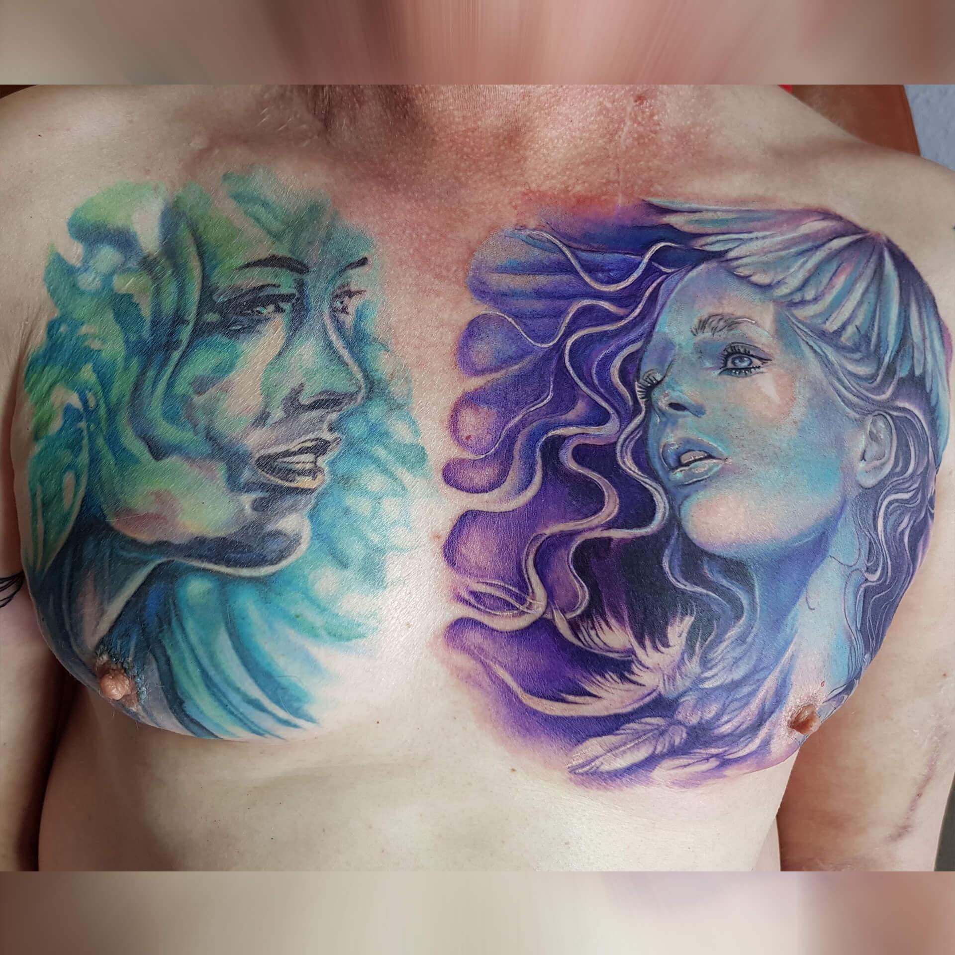 Studio tatuażu Gdańsk Alicja Mazur