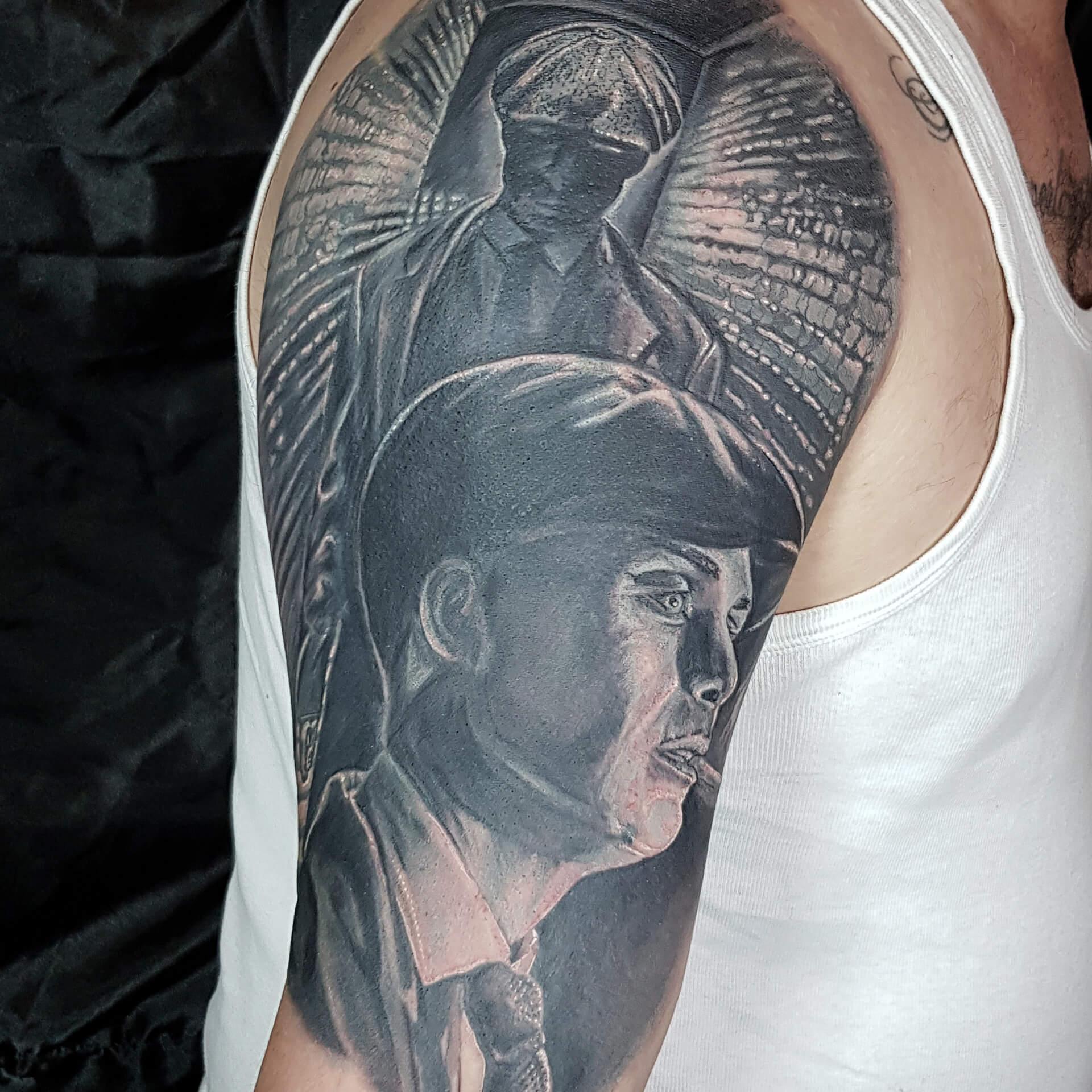 Studio tatuażu Gdańsk Alicja Mazur_style tatuatorskie