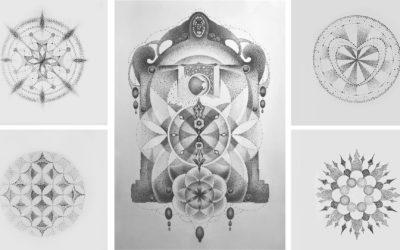 Mandalas auf Bestellung – ein originelles Geschenk für einen geliebten Menschen