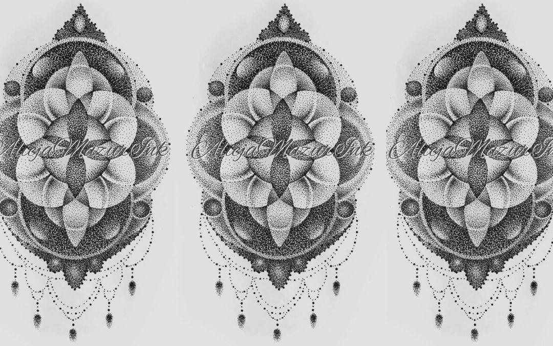 Weź udział w konkursie i wygraj tatuaż-mandalę