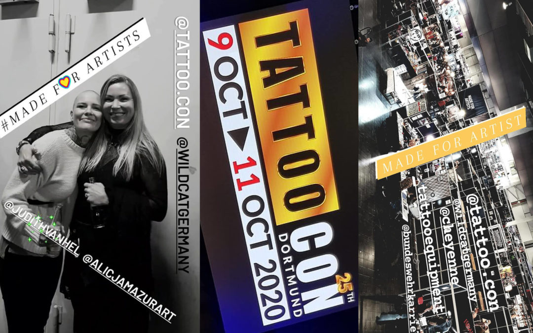 25th TattooCon Dortmund