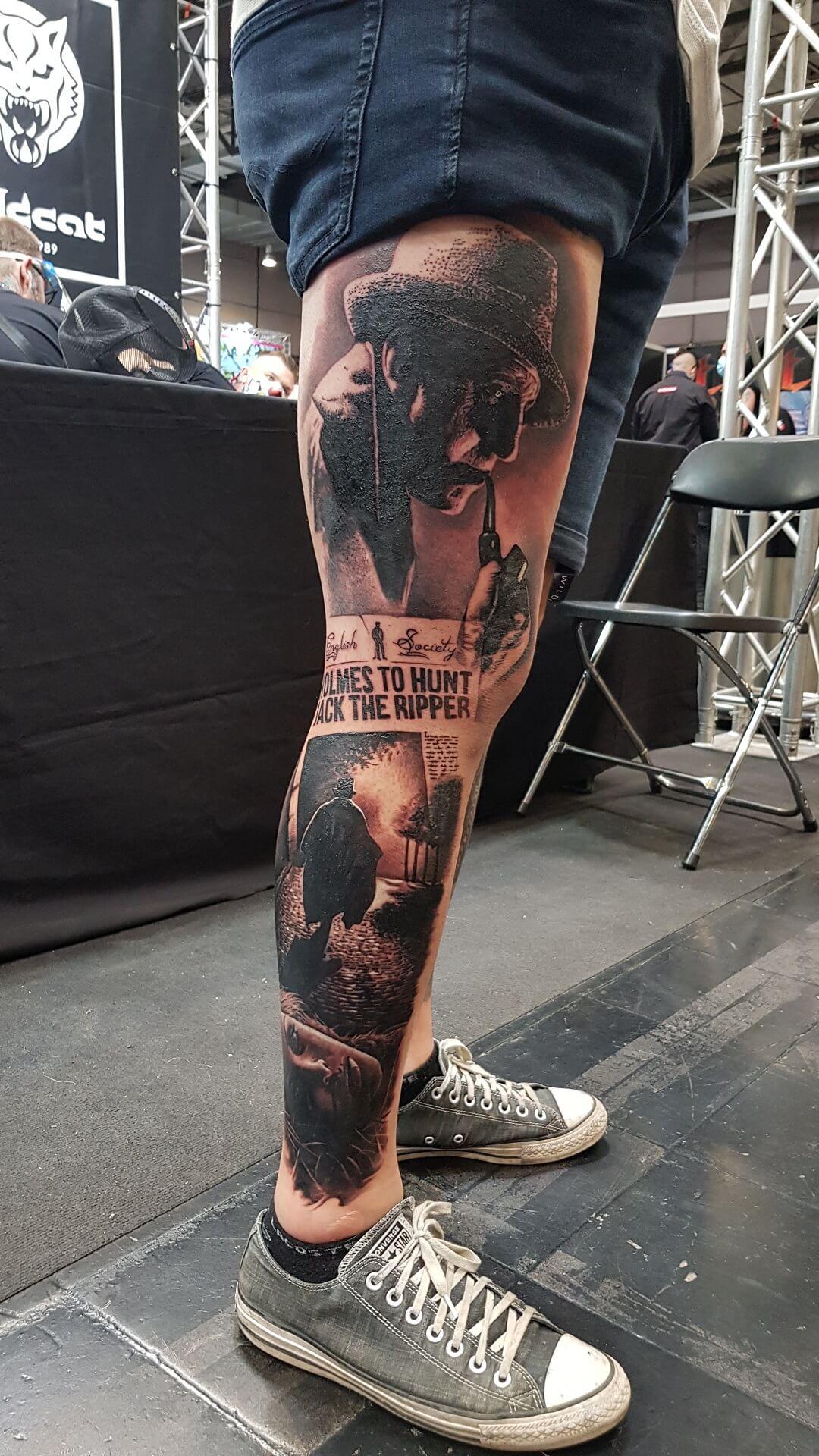 Tattoo Con Dortmund 2020 Alicja Mazur